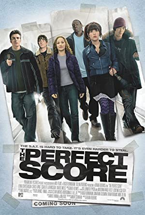 Movie The Perfect Score (2004)