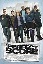 The Perfect Score Poster