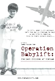 Operation Babylift: The Lost Children of Vietnam Poster