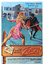 The Erotic Adventures of Zorro