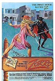 The Erotic Adventures of Zorro(1972) Poster - Movie Forum, Cast, Reviews