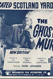 The Ghost Train Murder Poster