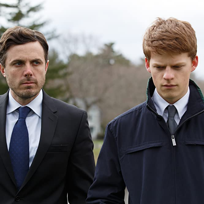 Casey Affleck and Lucas Hedges in Manchester by the Sea (2016)