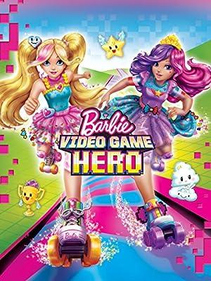 Barbie: Superheroina del videojuego ()