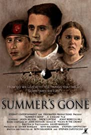 Summer's Gone Poster