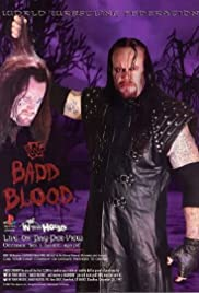 WWF in Your House: Badd Blood Poster