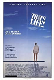That's Life! (1986) Poster - Movie Forum, Cast, Reviews