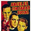 Humphrey Bogart, James Cagney, and Pat O'Brien in Angels with Dirty Faces (1938)