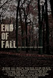 End of Fall Poster