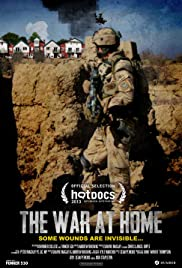 The War at Home Poster