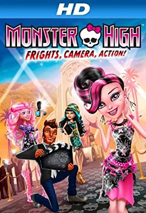 Monster High: Frights, Camera, Action! full movie streaming