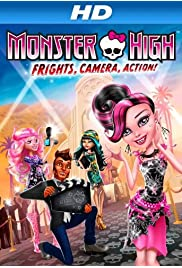 Watch Movie Monster High: Frights, Camera, Action! (2014)