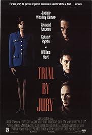 Trial by Jury(1994) Poster - Movie Forum, Cast, Reviews