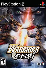 Warriors Orochi Poster
