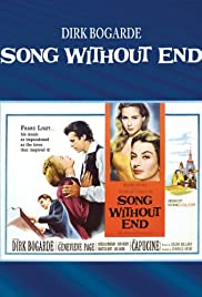 Song Without End (1960) Poster - Movie Forum, Cast, Reviews