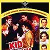 Leonard Nimoy, Bruce Cabot, Budd Jaxon, Mona Knox, Jack Larson, Joseph Mell, Richard Rober, and Allene Roberts in Kid Monk Baroni (1952)