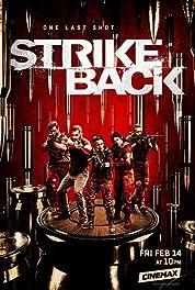 Strike Back - Vendetta poster
