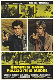 Live Like a Cop, Die Like a Man (1976) Poster - Movie Forum, Cast, Reviews