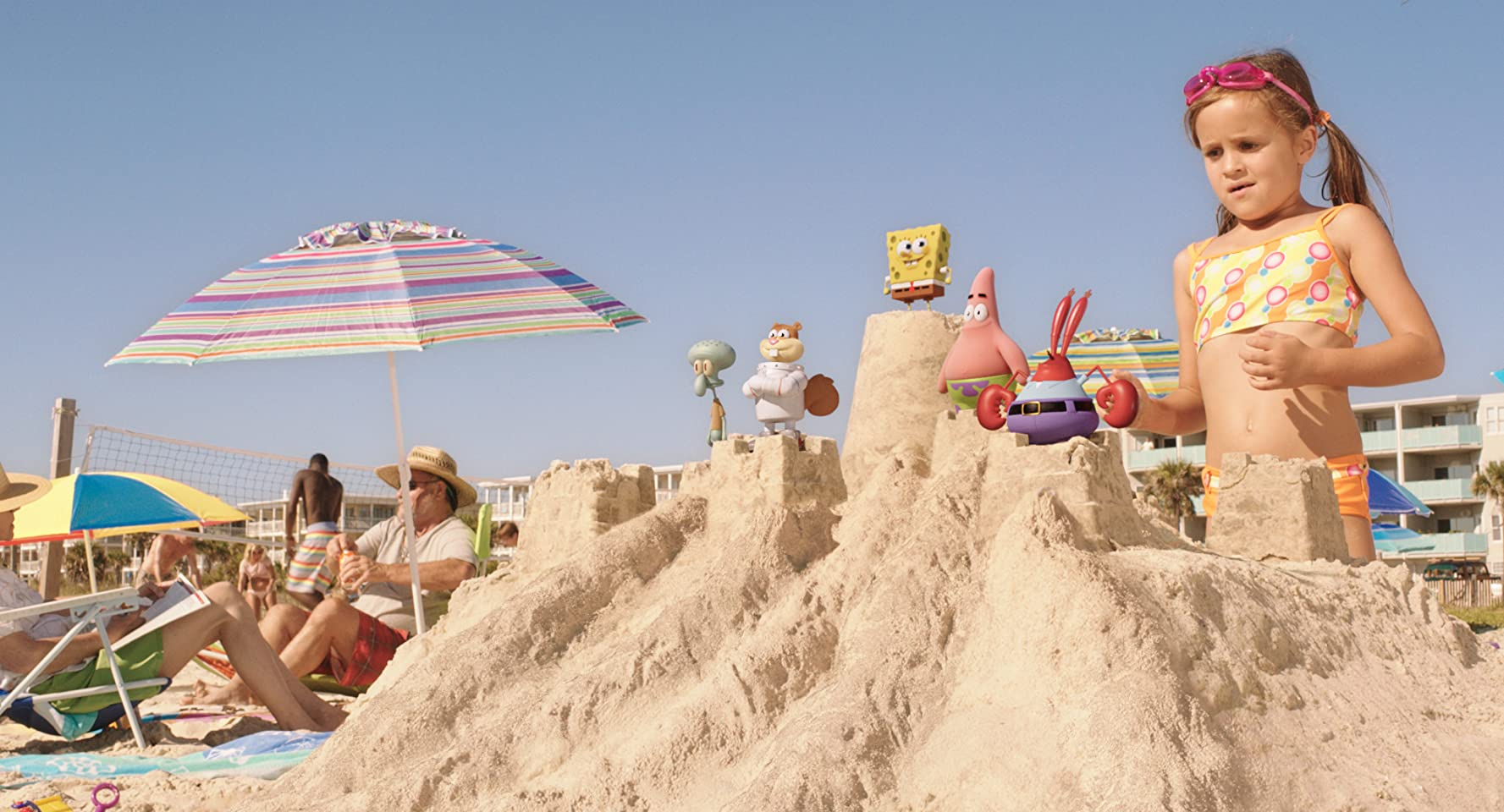 Bob Esponja: Un héroe fuera del agua (The SpongeBob Movie: Sponge Out of Water)