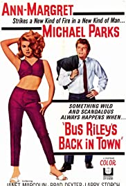 Bus Riley's Back in Town (1965) Poster - Movie Forum, Cast, Reviews