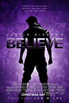 Image of Justin Bieber's Believe