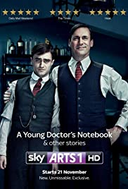 A Young Doctor's Notebook & Other Stories Poster - TV Show Forum, Cast, Reviews