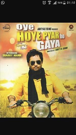 Oye Hoye Pyar Ho Gaya poster