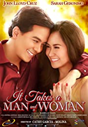 It Takes a Man and a Woman (2013) poster
