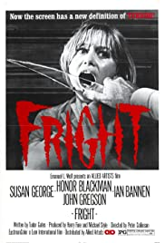 Fright (1971) Poster - Movie Forum, Cast, Reviews