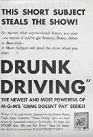 Drunk Driving Poster