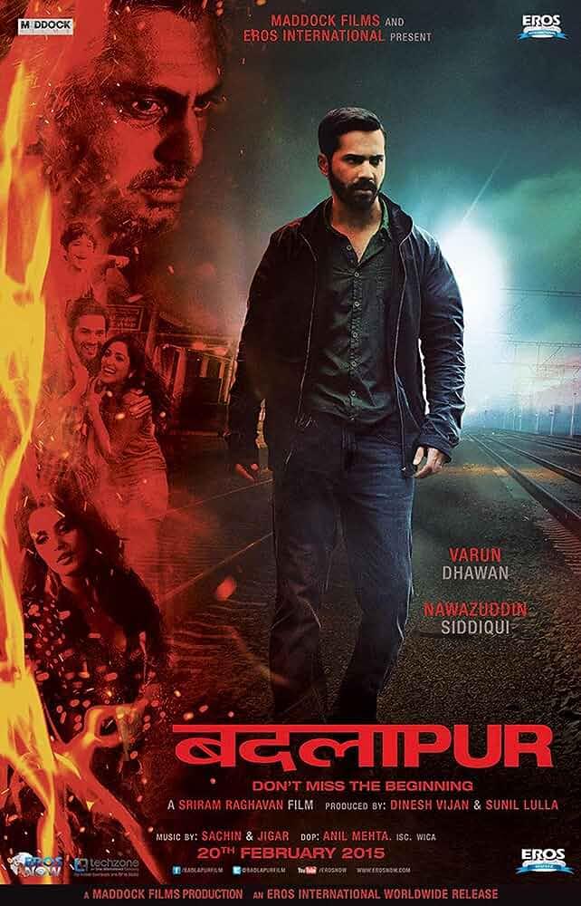 Badlapur 2015 Full Movie 720p HDRip Free Download watch online