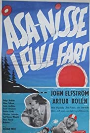 Åsa-Nisse i full fart (1957) Poster - Movie Forum, Cast, Reviews