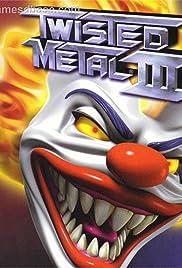 Twisted Metal III Poster