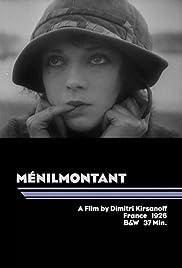 Ménilmontant(1926) Poster - Movie Forum, Cast, Reviews