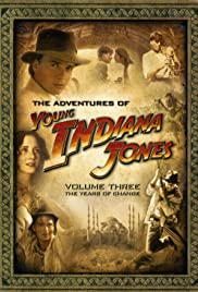 The Adventures of Young Indiana Jones: Winds of Change Poster