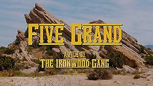 The Gunfighter (Five Grand (2016)