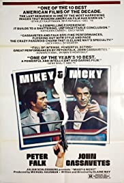 Mikey and Nicky (1976) Poster - Movie Forum, Cast, Reviews