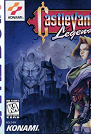 Castlevania: Legends Poster