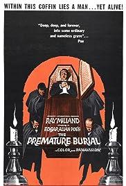 Premature Burial(1962) Poster - Movie Forum, Cast, Reviews