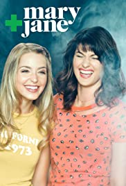Mary + Jane Poster - TV Show Forum, Cast, Reviews