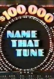 $100,000 Name That Tune Poster