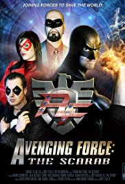 Avenging Force: The Scarab Poster