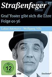 Graf Yoster gibt sich die Ehre Poster