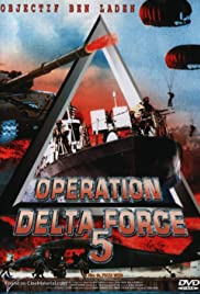 Operation Delta Force 5: Random Fire Poster