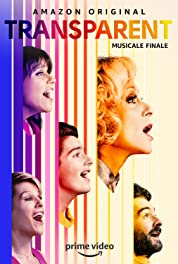 Transparent - Season 4 (2017) poster