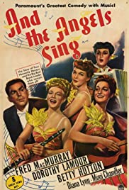 And the Angels Sing Poster