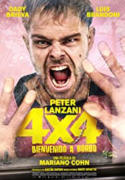 4x4 (2019) poster