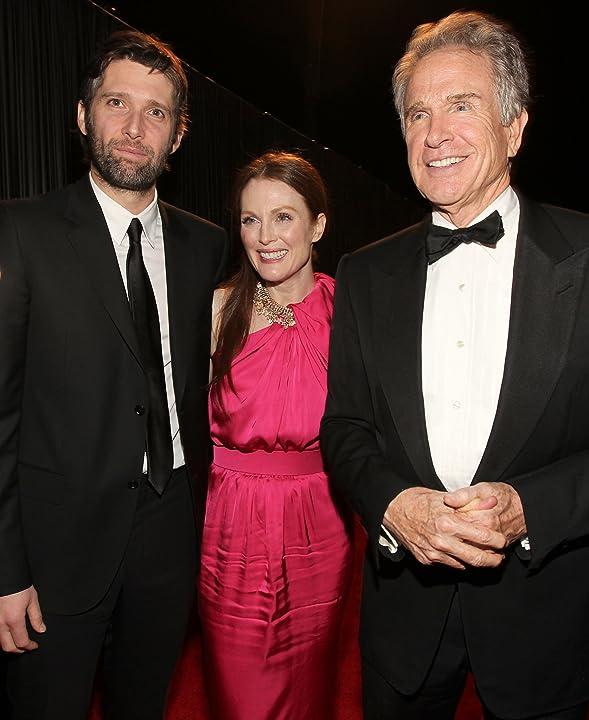 Julianne Moore, Warren Beatty, and Bart Freundlich