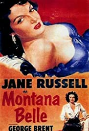 Montana Belle Poster