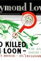 Image of Who Killed Van Loon?